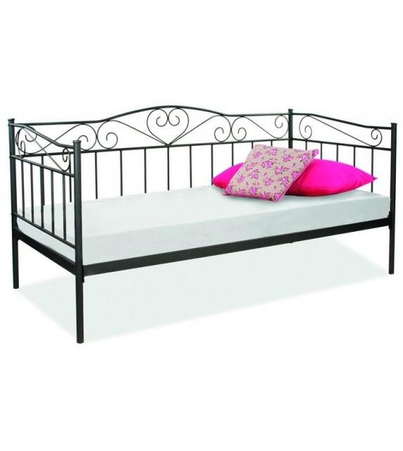 BRW BIRMA 90 kovová postel