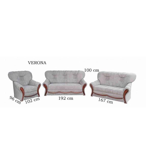RENA VERONA 3R+2+1 sedacia súprava