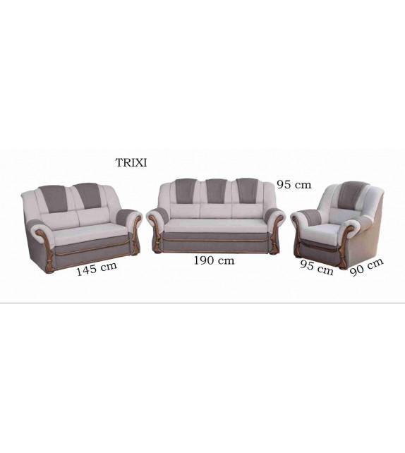 RENA TRIXI 3R+2+1 sedacia súprava