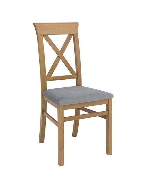 BRW BERGEN Stolička jedálenská drevená sektorový nábytok