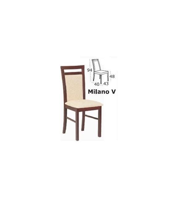 MEBLO MILANO V jedálenská stolička