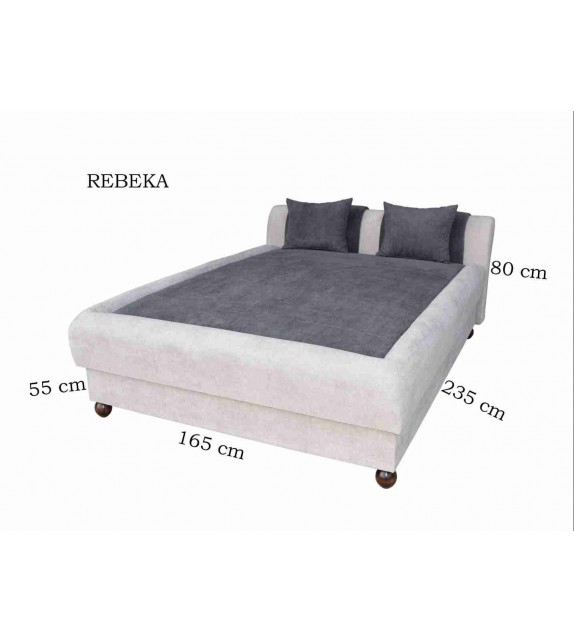 RENA REBEKA 160 manželská postel