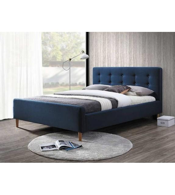 BRW PINKO čalúnená manželská posteľ