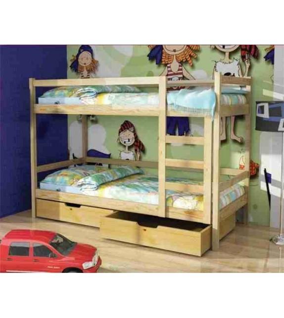 MEBLO TOMEK poschodová posteľ