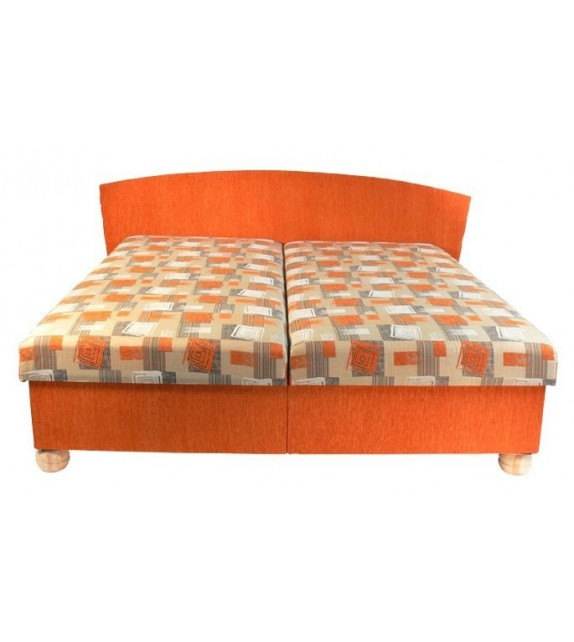 MITRU MILANO  manželská postel