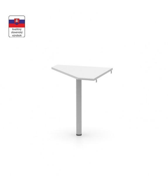 TK JOHAN NEW PC stôl rohový 06 Kancelársky nábytok
