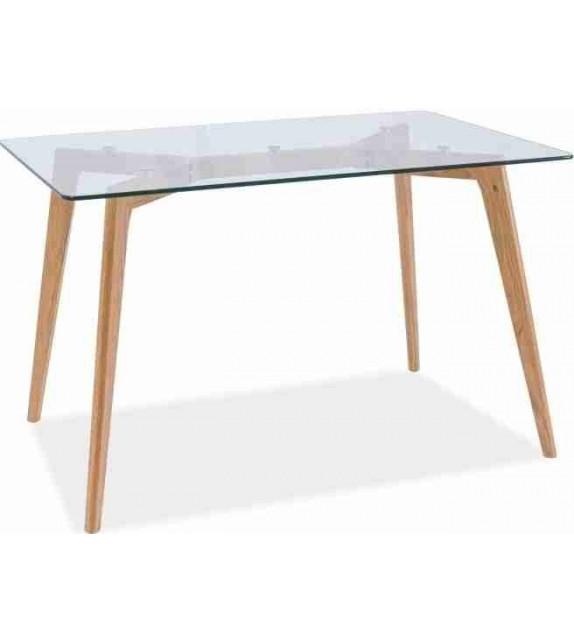 BRW OSLO jedálenský stôl 120