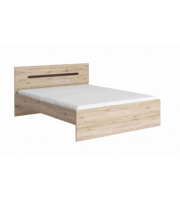 BRW ELPASSO LOZ/160 manželská postel
