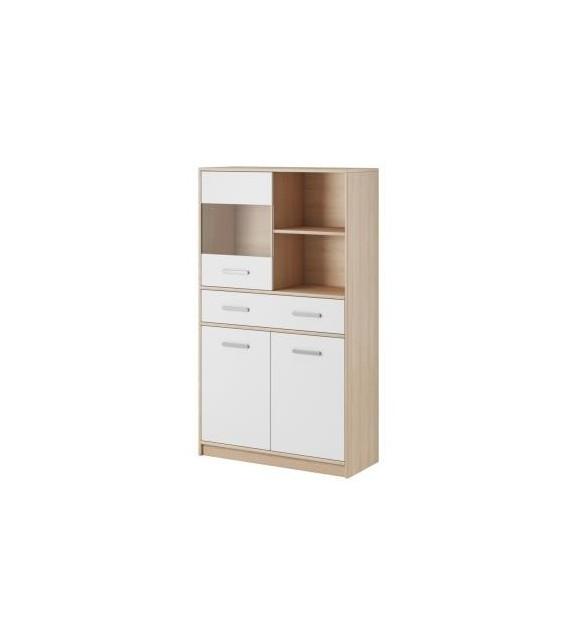 WIP TULIA komoda 1V2D1S sektorový nábytok do obývačky