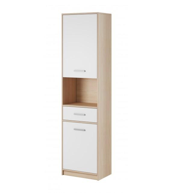WIP TULIA regál 2D 1S sektorový nábytok do obývačky