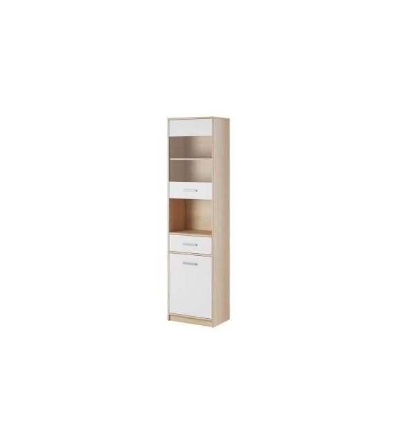 WIP TULIA vitrína 1V1D1S sektorový nábytok do obývačky