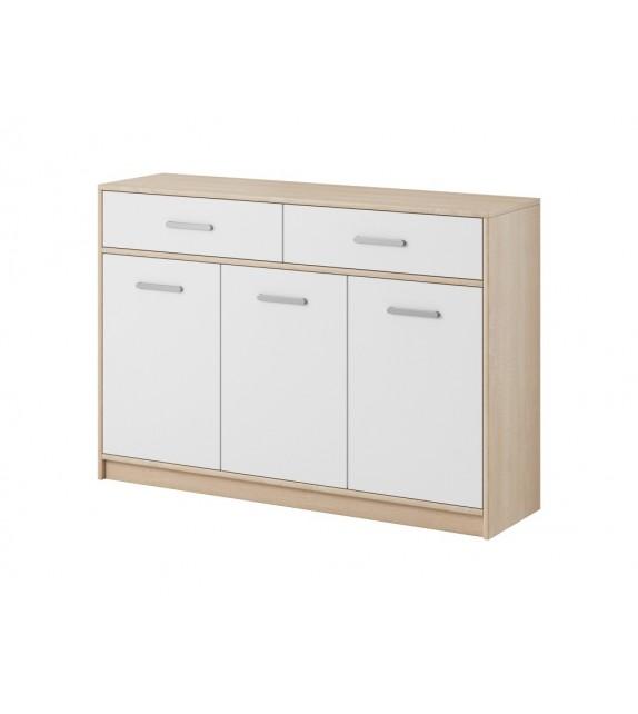 WIP TULIA komoda 3D 2S sektorový nábytok do obývačky