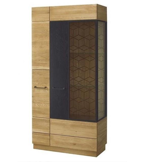 WIP MOSAIC 12 vitrína vysoká obývací sektorový nábytok