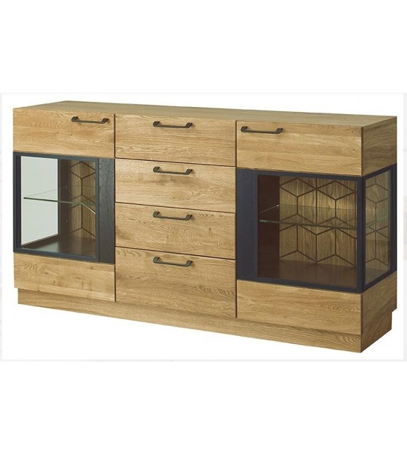 WIP MOSAIC 47 komoda vitrína obývací sektorový nábytok