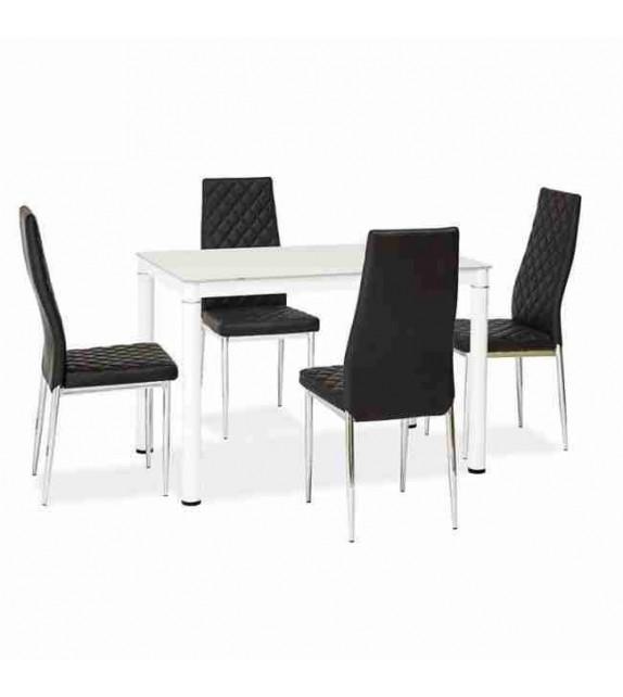 BRW GALANT asztal fehér