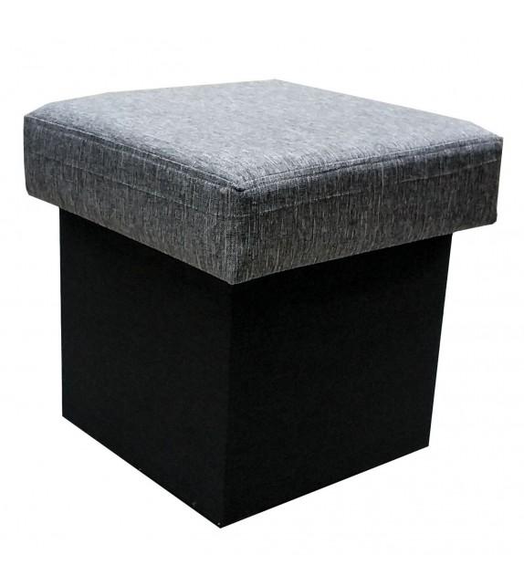 MEBLO TABURET XL s úložným priestorom