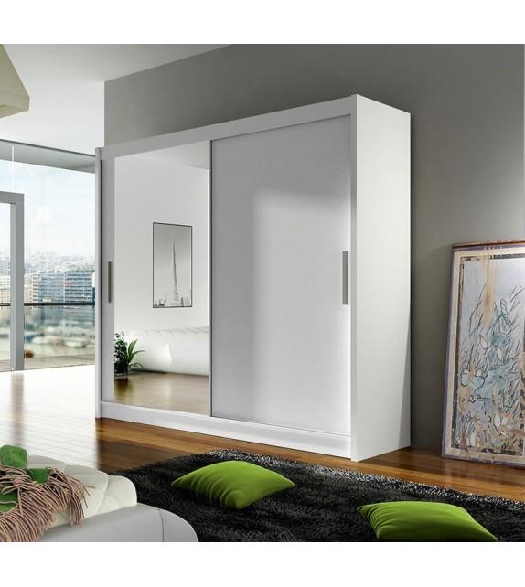 WIP BEGA VI skriňa s posuvnými dverami kombinovaná