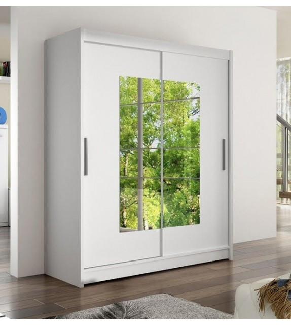 WIP WESTA III skriňa s posuvnými dverami kombinovaná