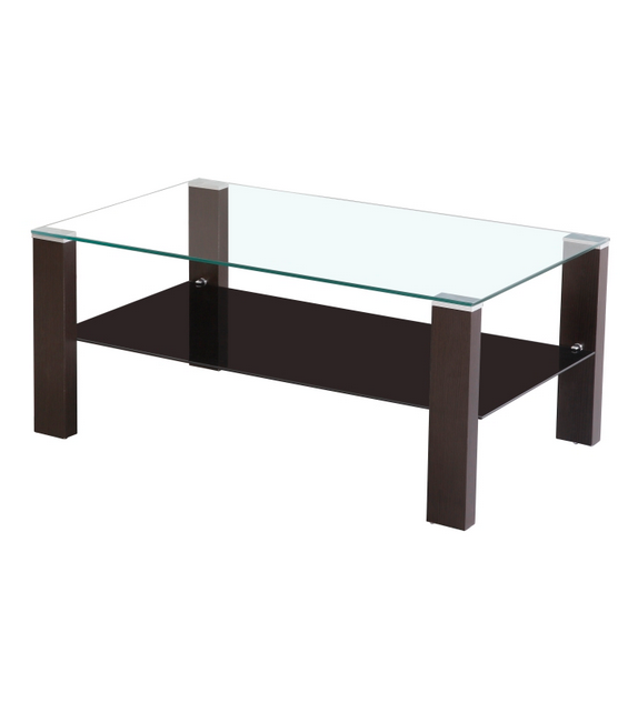 TK JAGO Konferenčný stolík sklenený