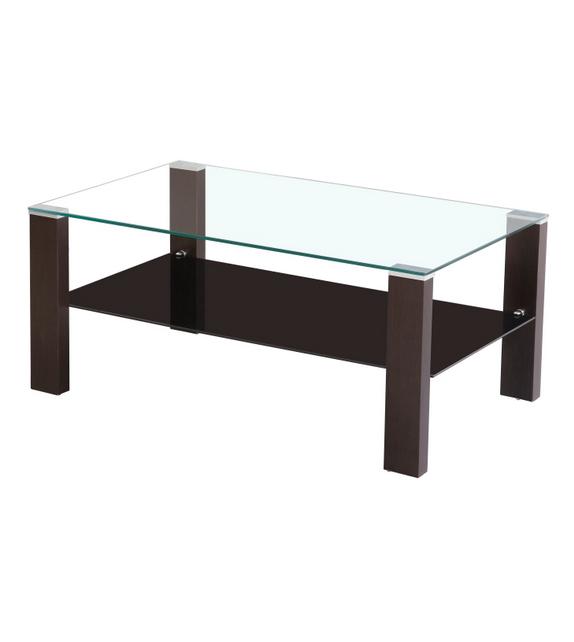 TK Konferenčný stolík sklenený JAGO