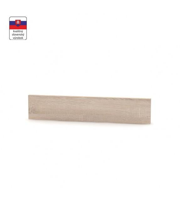 SKIP NOVAPLUS sokel koncový na nízke skrinky NOPL-062-00