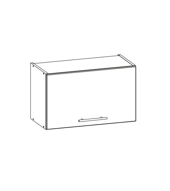 WIP TIFFANY T7/G60O horná kuchynska skrinka digestorová sektor