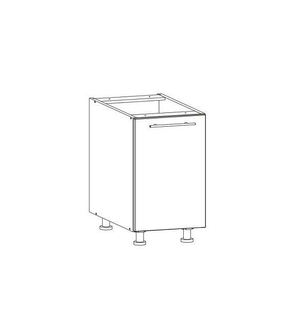 WIP TIFFANY T19/D60 dolná kuchynská skrinka sektor