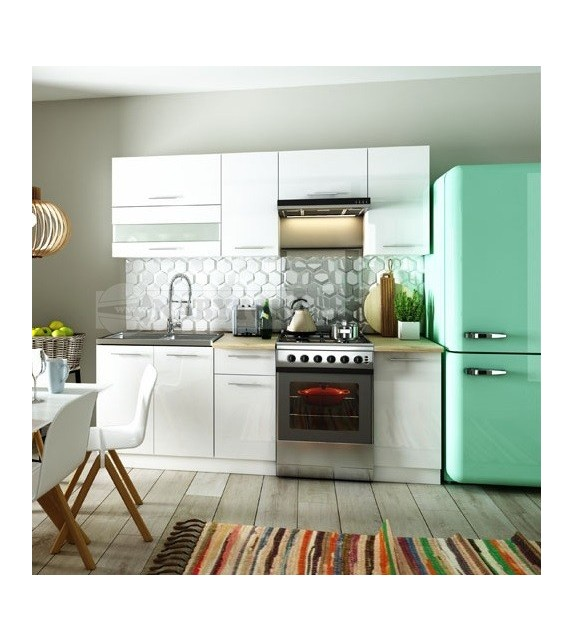 WIP TIFFANY 220 kuchyňa s pracovnou doskou