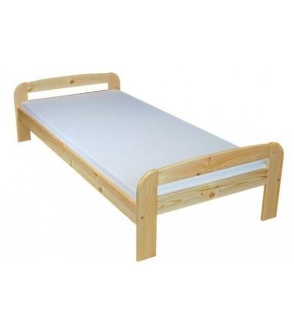 MEBLO BARTEK 80 Fenyőfa ágy