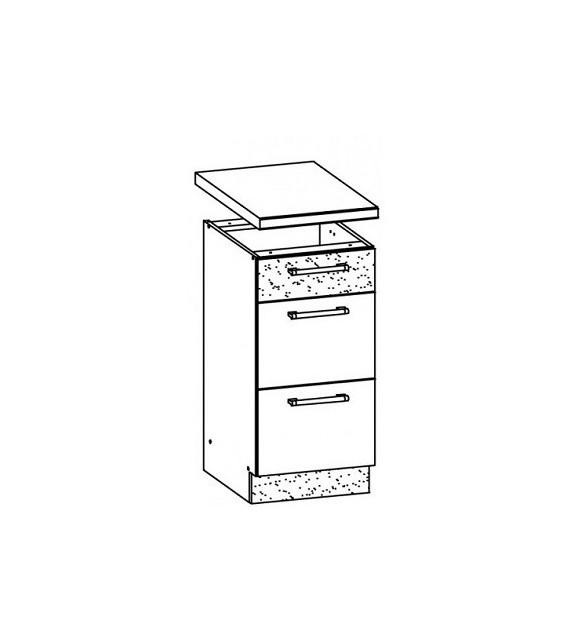 WIP MODENA TAFLA MD14/D45S3 dolná kuchynská skrinka