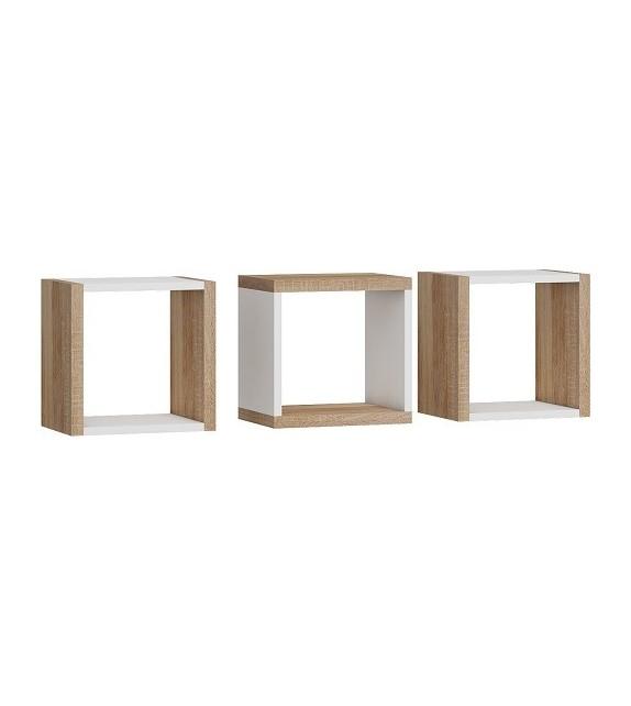 WIP KITTY KIT-10 polica kocka 3ks sektorový nábytok