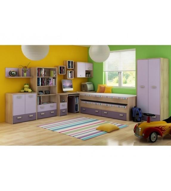 WIP KITTY 1 detská izbová zostava