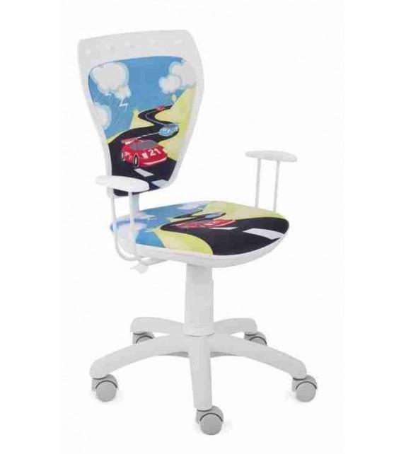 ELBYT MINISTYLE GTP + opierky GTP28 FIX detská stolička auto