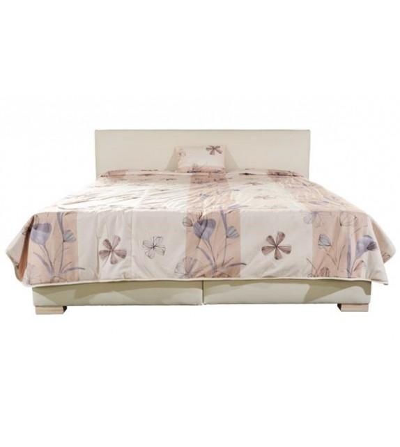 MITRU VENEZIA LUX 180 manželská postel s dennou dekou