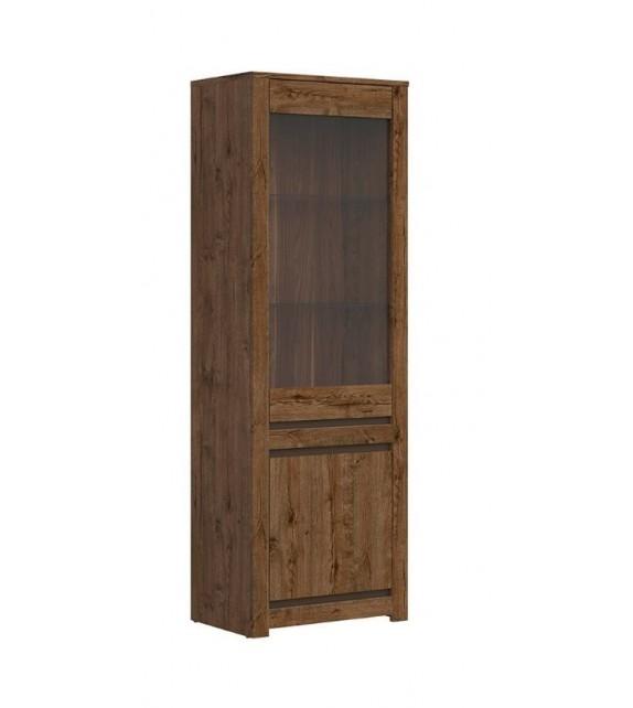 BRW KADA REG1W1D vitrína sektorový nábytok