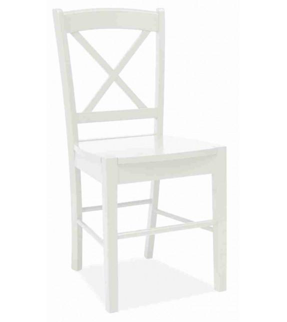 BRW CD-56 jedálenská stolička drevená