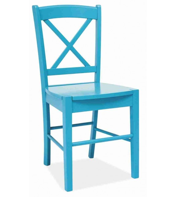 SI CD-56 jedálenská stolička drevená