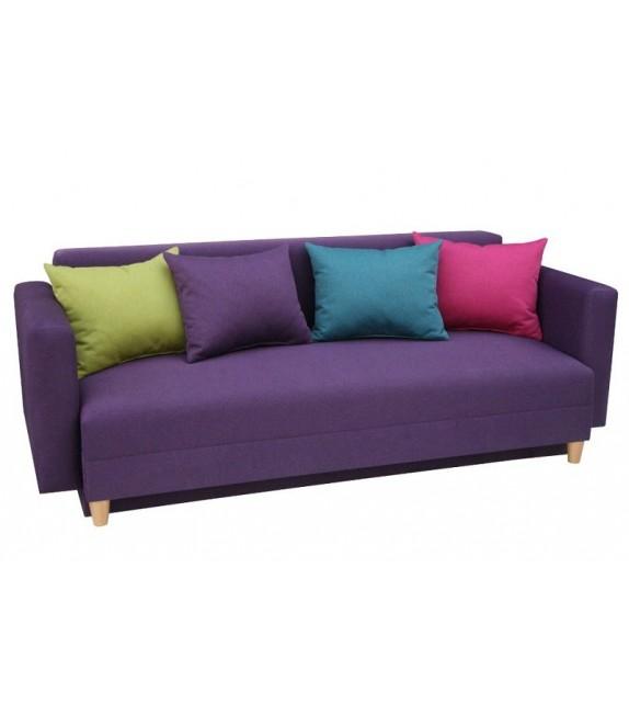 FLINE DVOJSKLOPKA 32-20 Széthúzható kanapé multicolor