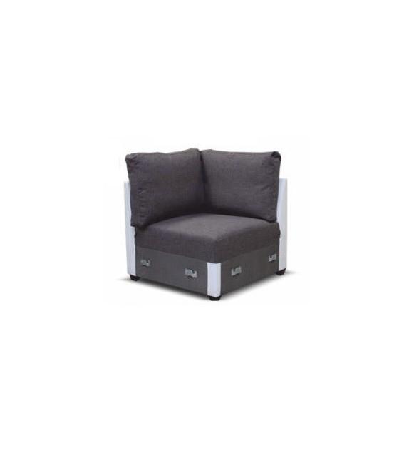 TK OREGON O9 rohový sedací komponent