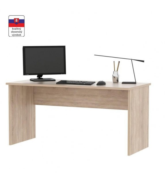 TK JOHAN NEW PC stol 01 Kancelársky nábytok sonoma