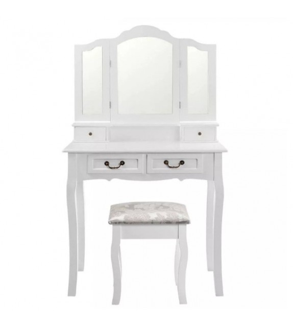 TK REGINA Toaletný stolík s taburetkou