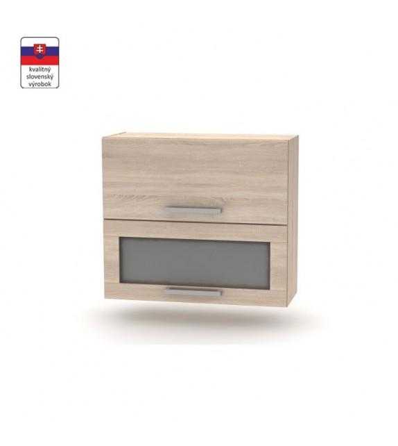 SKIP NOVAPLUS NOPL-016-VH kuchynská skrinka horná výklopn 2-dverová
