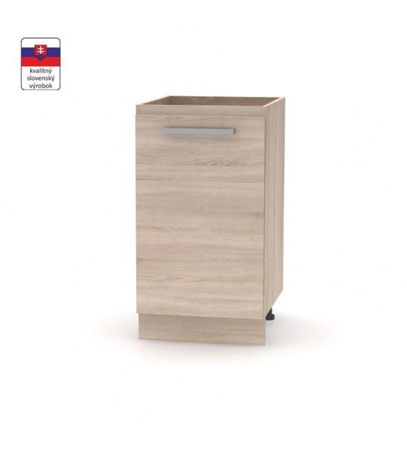SKIP NOVAPLUS NOPL-063-OS kuchynská skrinka spodná 1-dverová