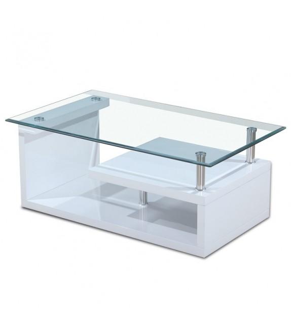 TK Konferenčný stolík sklenený JULIEN