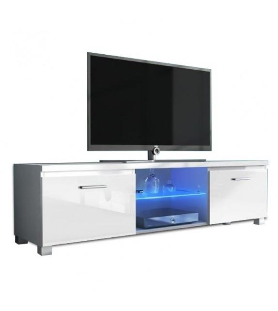 TK LUGO 2 TV stolík s LED osvetlením