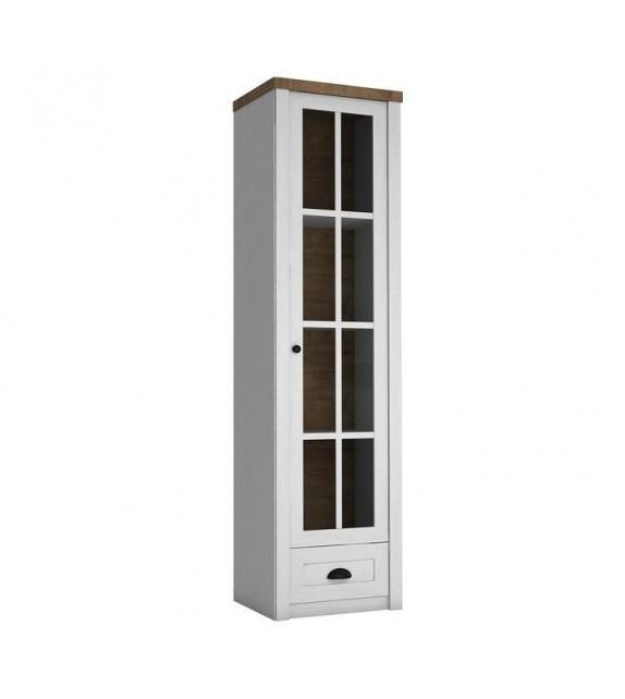 TK PROVANCE vitrína W1S sektorový nábytok univerzálny