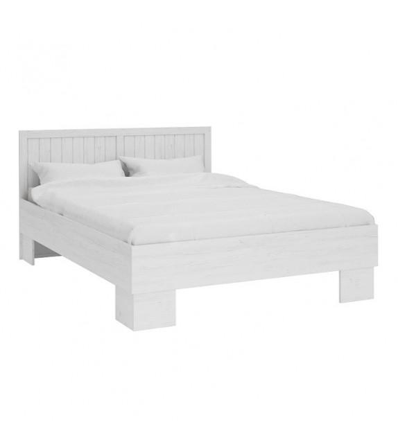 TK PROVANCE L1 posteľ manželská 160 s roštom