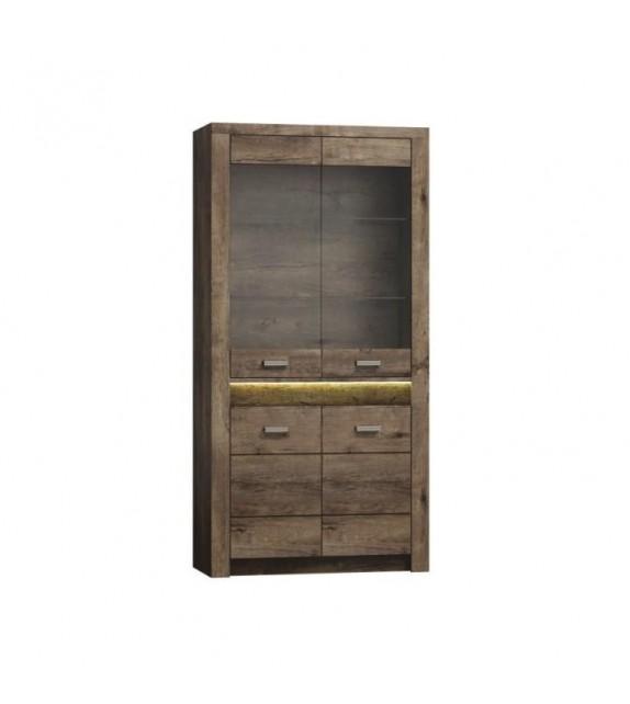 TK INFINITY vitrína 03 luxusný sektorový nábytok