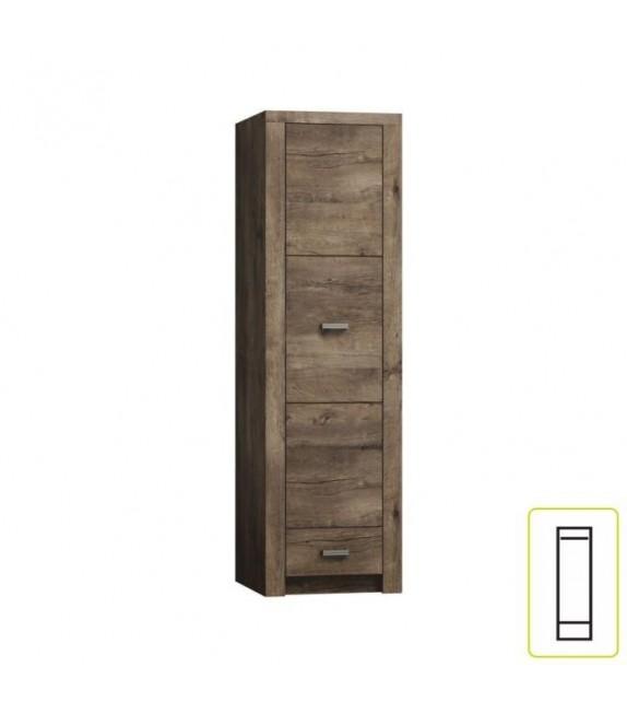 TK INFINITY skriňa vešiaková 02 luxusný sektorový nábytok