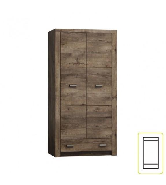 TK INFINITY skriňa vešiaková 01 luxusný sektorový nábytok